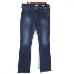 Guess Jeans Nicole Bootcut Dark Wash 31